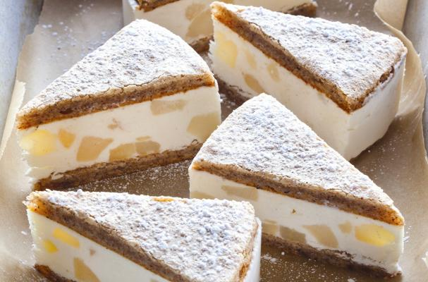 Ricotta and Pear Cake – Southern Italian Dessert